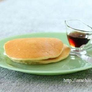 ふわふわ米粉のフルーツヨーグルト入りパンケーキby:岸田夕子(勇気凛りん)さん