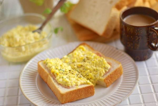 簡単!トーストにのせたい「タルタルソース」by:Mayu* さん