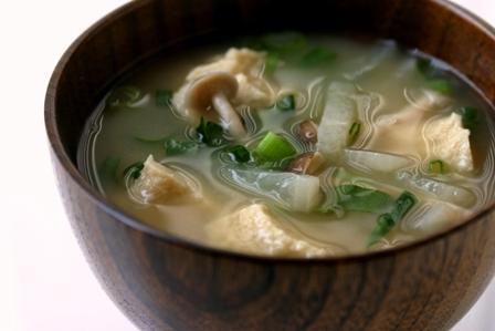 くずし高野豆腐の味噌汁by:千種さん