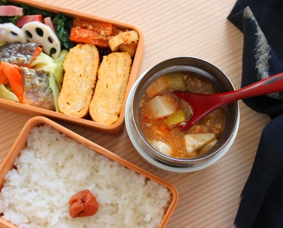 味がしみて美味しい!簡単ほかほか「マーボー豆腐」のお弁当