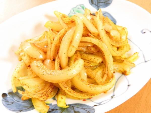 お弁当に♪カレー風味の玉葱ソテーby:kaana57さん