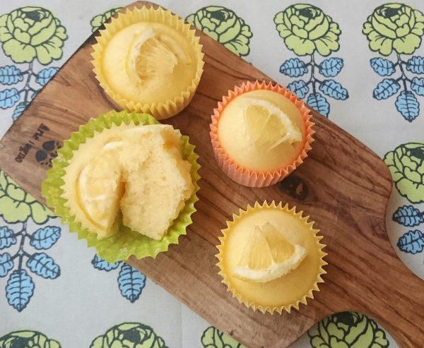 ホットケーキミックスで簡単ふっくら!「レモンとはちみつの蒸しパン」by:料理家 村山瑛子 さん
