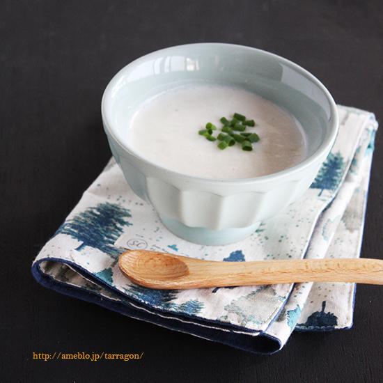 年末年始の暴飲暴食をリセット、豆腐と豆乳のシンプルポタージュ。by:タラゴン(奥津純子)さん