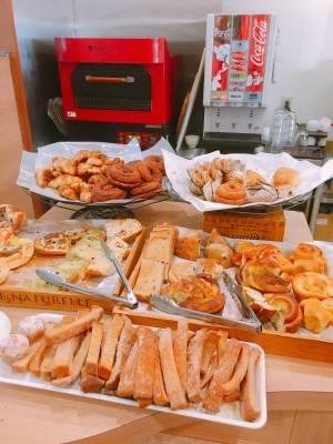 【小岩】世界も認めた味のパンが500円で食べ放題!「ラ・タボラ・ディ・オーベルニュ」