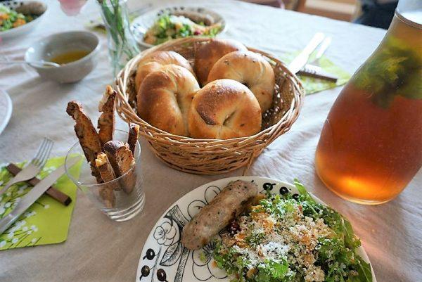 フランスパン教室「crumb-クラム」