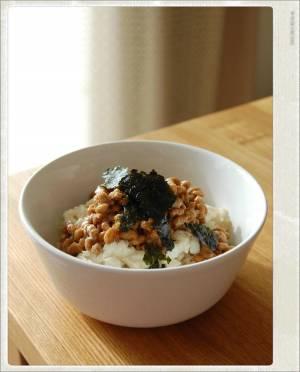 (朝食にぴったり!納豆豆腐丼by:Sachiさん)