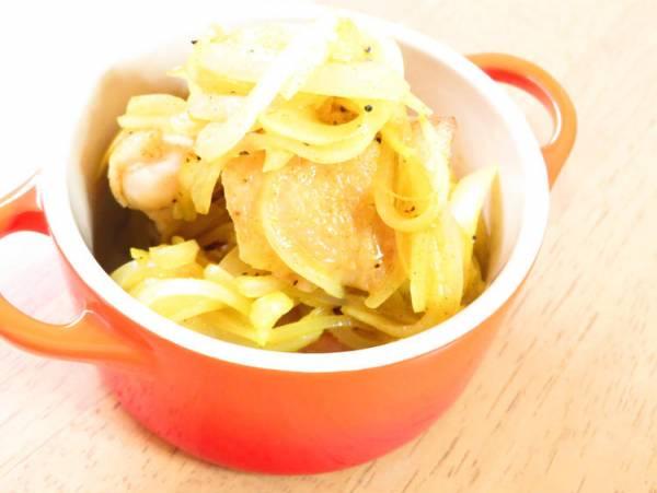 簡単☆鶏肉と玉ねぎのカレーマリネby:kaana57さん