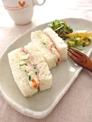 我が家の…ポテトサラダ…by:みっこ*mikkoさん