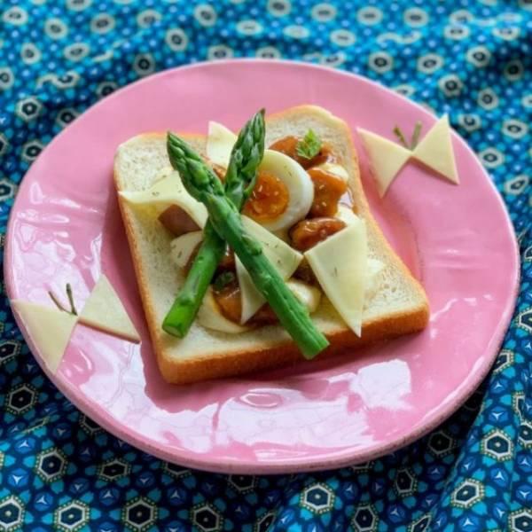 難しい調理は一切なし!フライパンでもできる「缶詰系ホットサンド」3種by:朝美人アンバサダー長田麻美さん