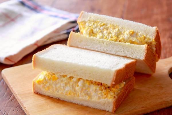 レンジで簡単!作り置きOKの「みそタルタル」で絶品卵サンドby:五十嵐ゆかりさん