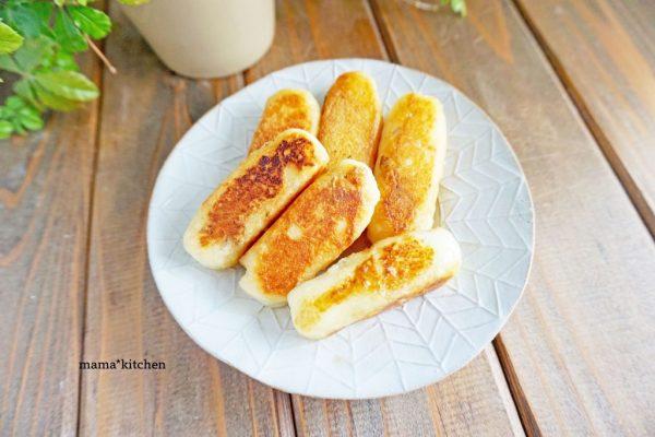 もっちりホクッ♪塩バター味の「じゃがいも餅」簡単作り置きby:Mayu*さん