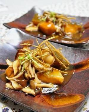 鮭のキノコ甘酢あんかけby:月草さん