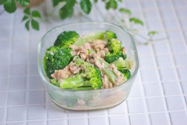 茹でて和えるだけ!簡単作り置き「ブロッコリーの味噌マヨ」by:Mayu*さん