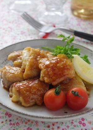鶏肉のスイートチリソース炒めby :高羽ゆきさん
