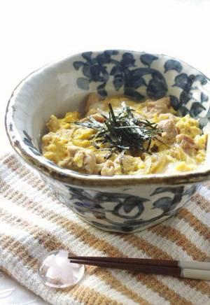 我が家の丼だしで作る!親子丼 by:高羽ゆきさん