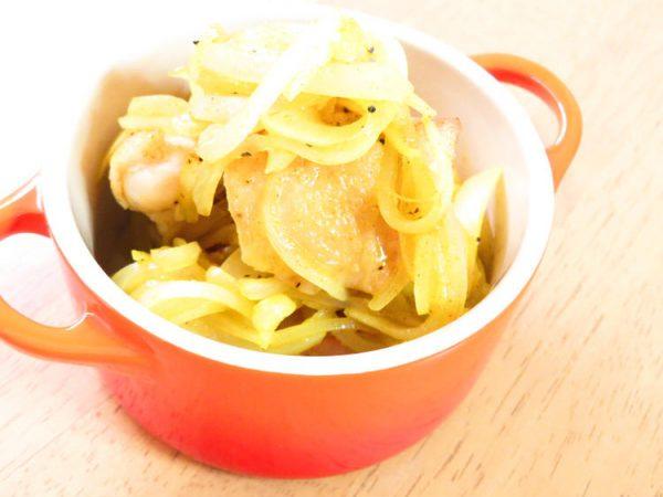 簡単☆鶏肉と玉ねぎのカレーマリネ by :kaana57さん