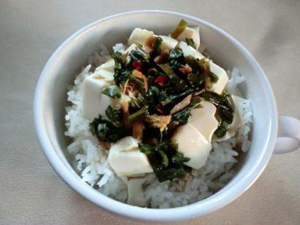 (自家製ソースで豆腐丼by:CatherineSさん)