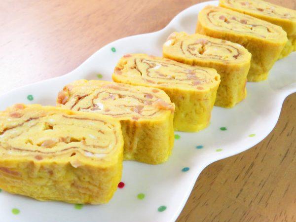 紅生姜 卵焼き