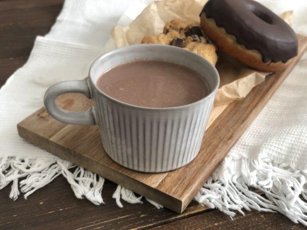 5分で簡単!体の芯からポカポカになる「チャイチョコレート」