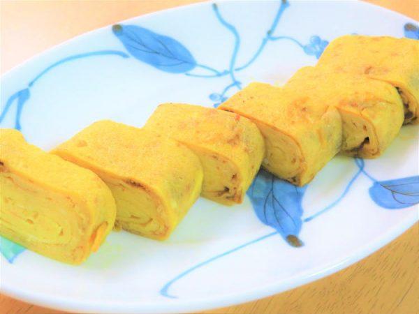 簡単アレンジ☆ごはんですよ!入り出汁巻卵 by:kaana57さん