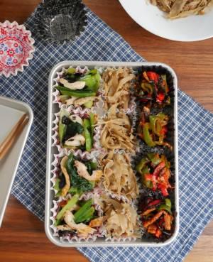朝ごはんやお弁当のあと一品に!簡単「冷凍作り置き副菜」3レシピ