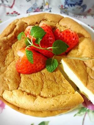 お砂糖なし!低糖質バニラチーズケーキby:Misuzuさん
