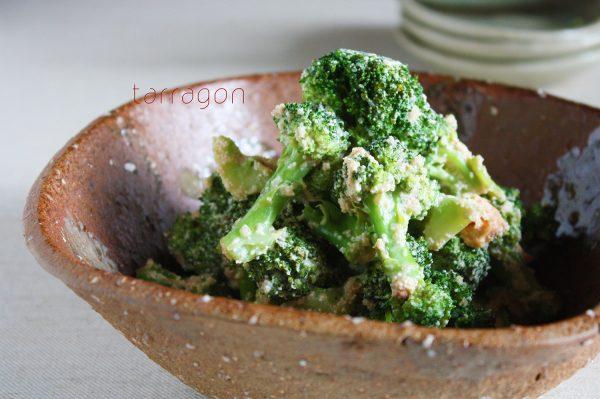 5分で簡単!しゃきしゃき食感♪「ブロッコリーの明太マヨ炒め」
