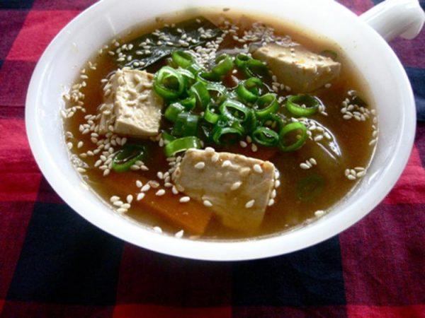 ピリ辛味噌スープ。by:きー。さん
