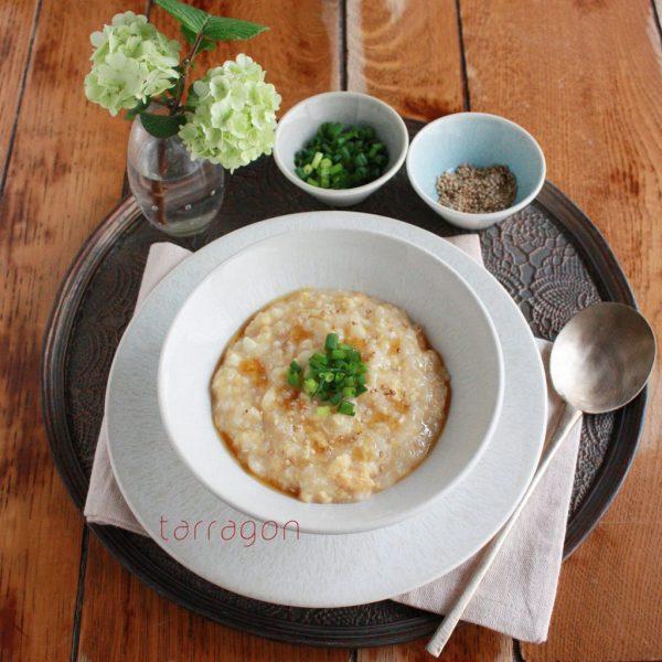 レンジで5分!レトルト活用で超簡単「中華たまご粥」by:タラゴン(奥津純子)さん