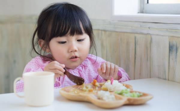 食で心を育む