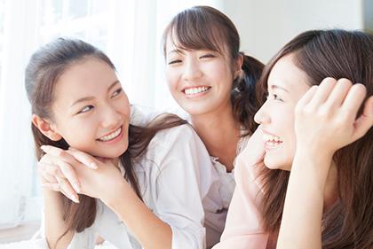 あなたにはいる? 持つべき友人5つのタイプ(2013年8月14日)|ウーマン ...