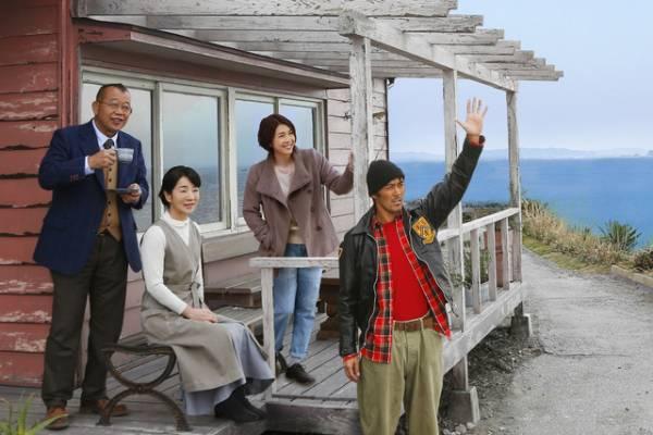 『ふしぎな岬の物語』-(C) 2014「ふしぎな岬の物語」製作委員会