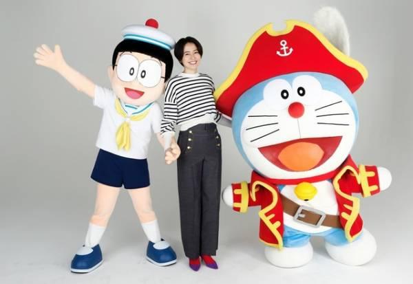 『映画ドラえもんのび太の宝島』(C) 藤子プロ・小学館・テレビ朝日・シンエイ・ADK2018