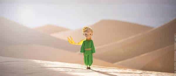 『リトルプリンス 星の王子さまと私』- (C) 2015 LPPTV - LITTLE PRINCESS - ON ENT - ORANGE STUDIO - M6 FILMS - LUCKY RED