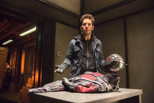 『アントマン』(C)Marvel 2015