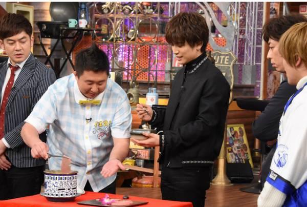 ゲスト:岩田剛典「ウチのガヤがすみません」-(C)NTV
