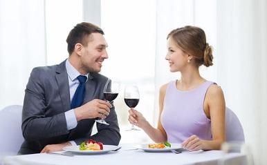 付き合う前の食事デートを成功させるポイント!時間帯、座り ...