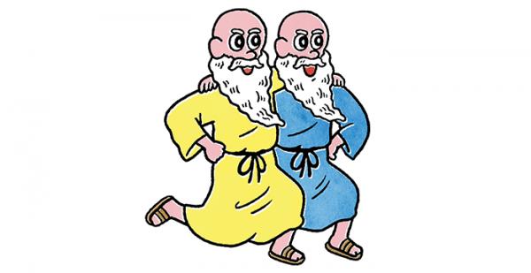 2月21日(水)【 神々の子育て占い 】の画像