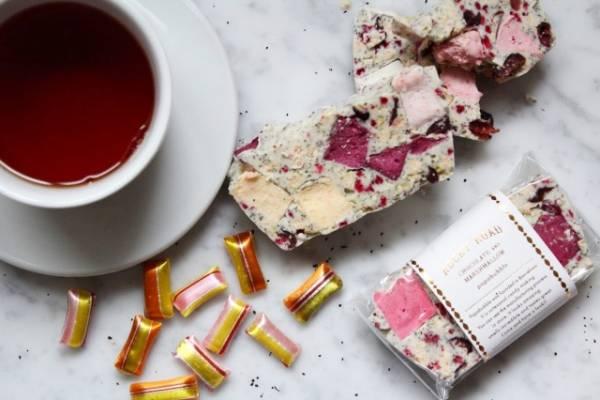 「紅茶&コーヒー」をテーマにした「papabubble」春のチョコレートスイーツ3種