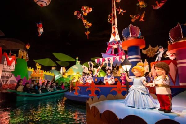 東京ディズニーランドの人気アトラクション「イッツ・ア・スモールワールド」が初の大幅リニューアル (C)Disney