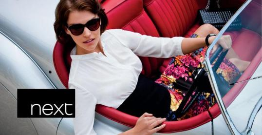 イギリス生まれのファッションブランド 「ネクスト」9月1日より九州初上陸。