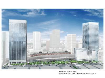 大丸東京店は増床オープン後、10月5日より全フロアのグランドオープンが決定