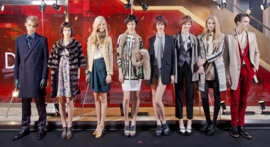 パリゴ広島店がリニューアルオープン、ファッションイベントも開催