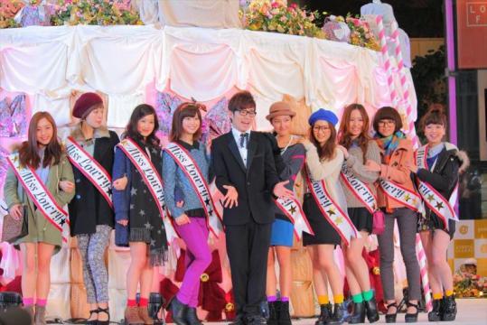 ローリーズファーム20周年記念イベントを開催、ゲストにオリラジの藤森慎吾