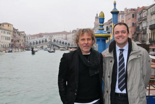 OTBのレンツォ・ロッソがベネチア・リアルト橋の保存修復スポンサーに
