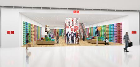 東北最大にして初の超大型店「ユニクロ 仙台泉店」オープン