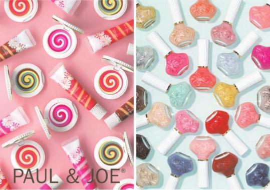 「ポール & ジョー ボーテ(PAUL&JOE BEAUTE)」カラフルなアイスクリームがテーマの夏季コレクションを発売