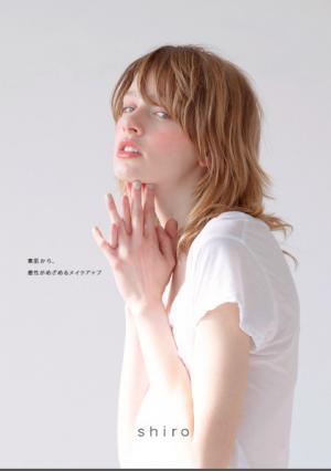 コスメティックブランド「shiro」が初のメイクアップシリーズ「shiro 亜麻ネイル」を発売