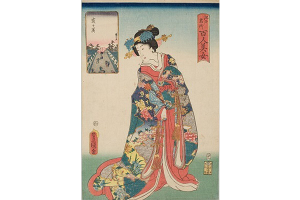 """日本人の髪を彩る""""くし""""や""""かんざし""""の展覧会が開催中、結髪師による結髪実演も"""