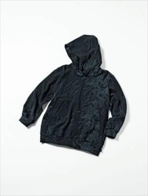 SGIZO×キリュウキリュウ「パーカ」(2万4,000円)